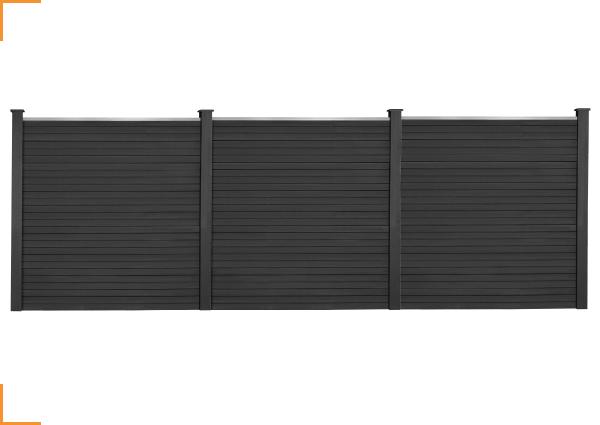 Personnalisez votre clôture avec ce kit de départ et ses deux extensions !