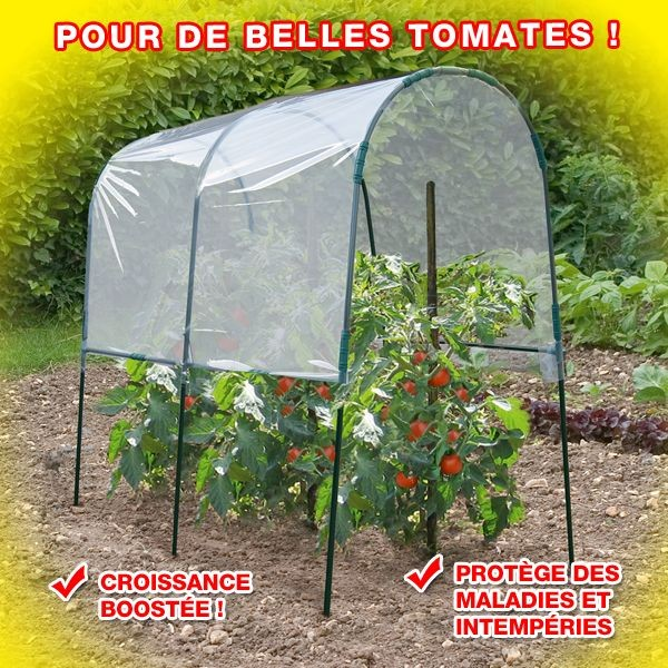 serre a tomates 3m devient. Black Bedroom Furniture Sets. Home Design Ideas