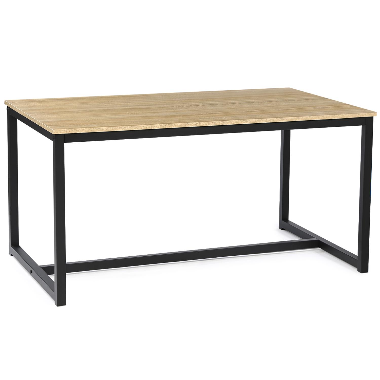 Table À Manger Industrielle table à manger detroit design industriel 150 cm idmarket