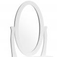 Coiffeuse Betty avec miroir et tabouret
