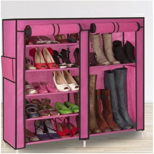 range chaussure avec housse. Black Bedroom Furniture Sets. Home Design Ideas