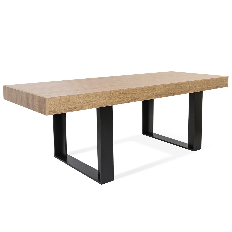 100 Remarquable Suggestions Table Bois Et Noir
