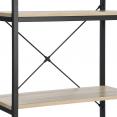 Etagère 5 niveaux Détroit design industriel