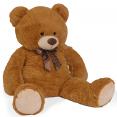 Ours en peluche géant 150 cm brun