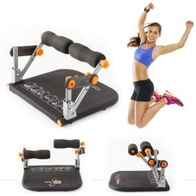 Appareil de musculation 8 en 1 Total X Gym