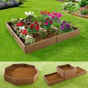jardinière pratik modulable