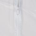bache transparente 6m2 1 porte 1 moustiquaire 200gr