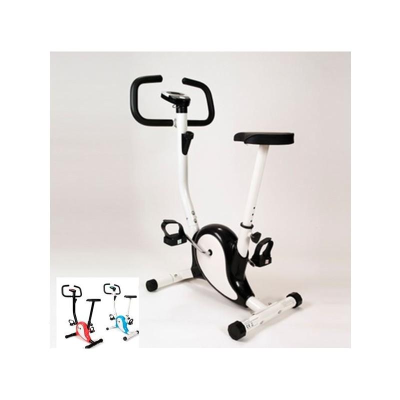 V lo d 39 appartement noir fitness cardio produits fitness - Cardio velo d appartement ...