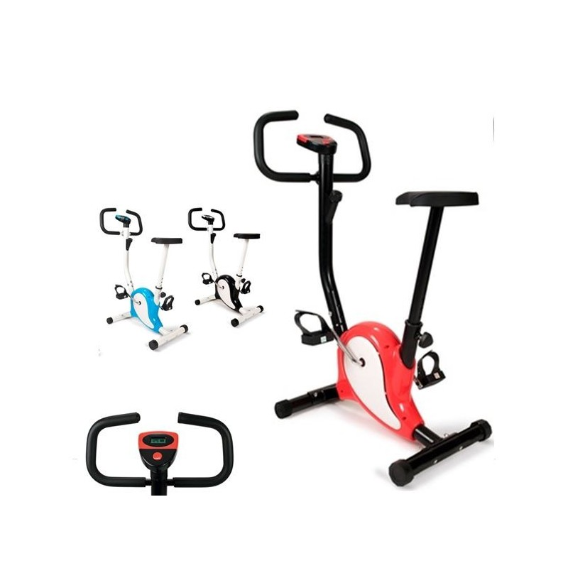 v lo d 39 appartement rouge fitness cardio produits fitness. Black Bedroom Furniture Sets. Home Design Ideas