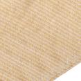 Voile d'ombrage rectangulaire 3x4 M sable