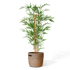 Bambou artificiel hauteur 120 cm