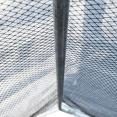 Enclos grillagé ELDORADO 2 x 2 x 1.6 M