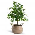 Ficus artificiel 90 cm avec pot
