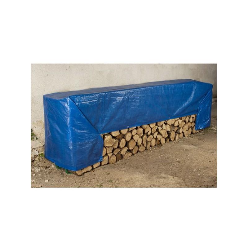 b che bois eco 1 5x6m b ches de bricolage et jardinage. Black Bedroom Furniture Sets. Home Design Ideas