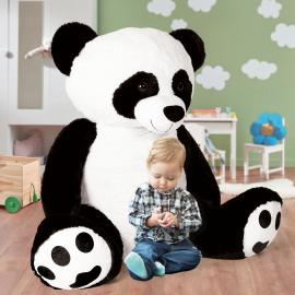 Panda en peluche géant 150 cm