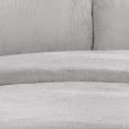Housse + 2 taies d'oreiller polaire 230x220 cm