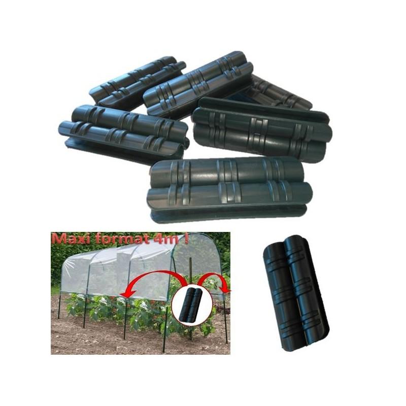 Kit jonction serre tomate serres de jardin et de culture - Serres adossees en kit ...