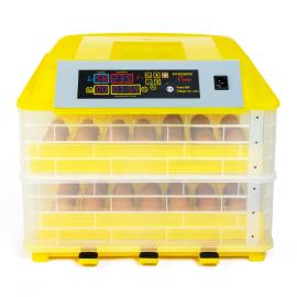 Couveuse automatique 112 oeufs incubateur autonome intelligent