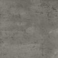 Ilot central IVO 120 cm blanc avec plan de travail effet béton