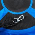 Balançoire bleue nid d'oiseau rond 90 cm