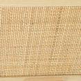 Console ELIN 2 tiroirs 1 étagère effet naturel cannage