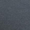 Fauteuil scandinave ANDERS en tissu gris anthracite