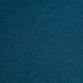 Fauteuil scandinave ANDERS en tissu bleu canard