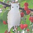 Hibou holographique anti-oiseaux anti-nuisibles 50 cm