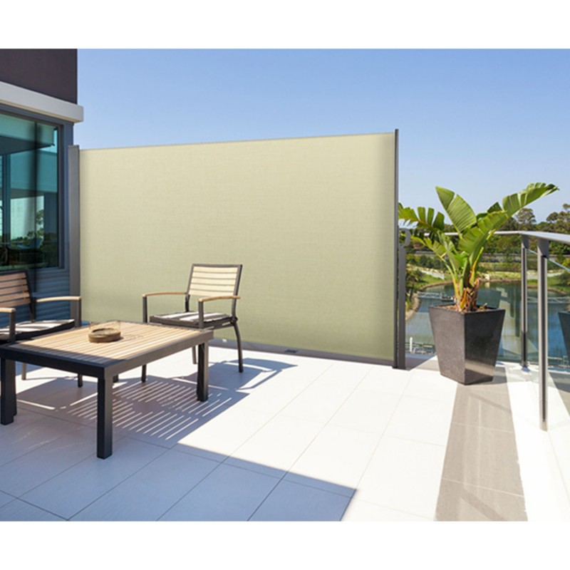 pare vent terrasse retractable cheap panneau pare vent terrasse protection terrasse pierre. Black Bedroom Furniture Sets. Home Design Ideas