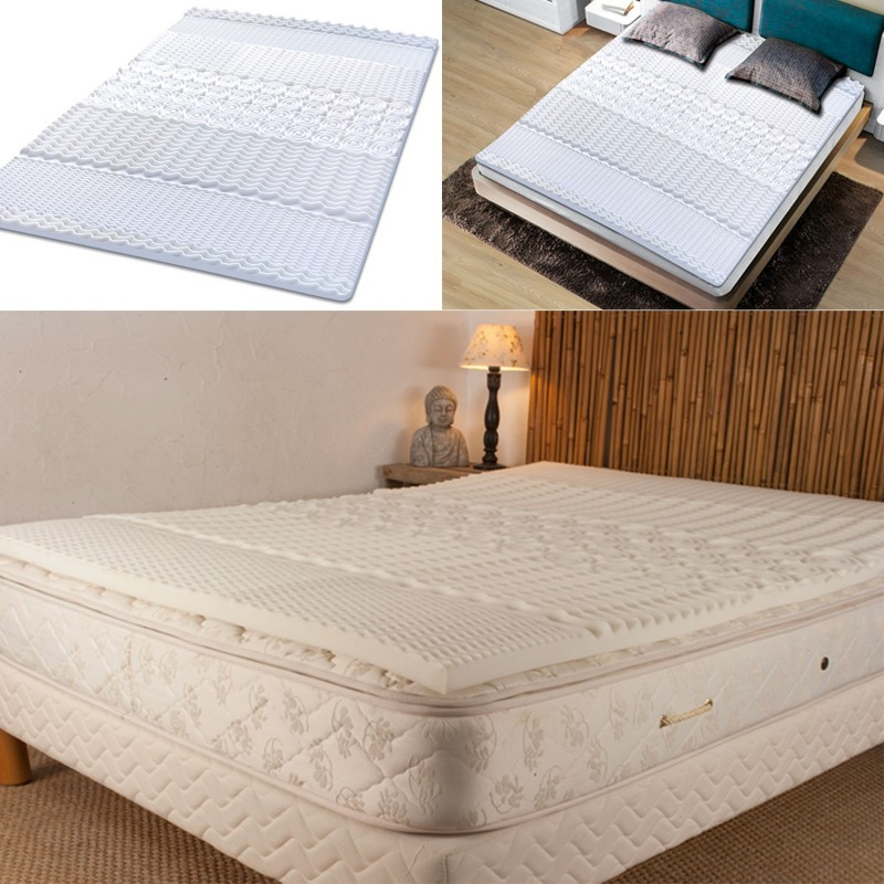 surmatelas memoire de forme 140x190 matelas elysee mmoire de forme x cm vrifier la with. Black Bedroom Furniture Sets. Home Design Ideas