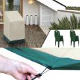 Housse de protection fauteuil et chaise de jardin PEVA