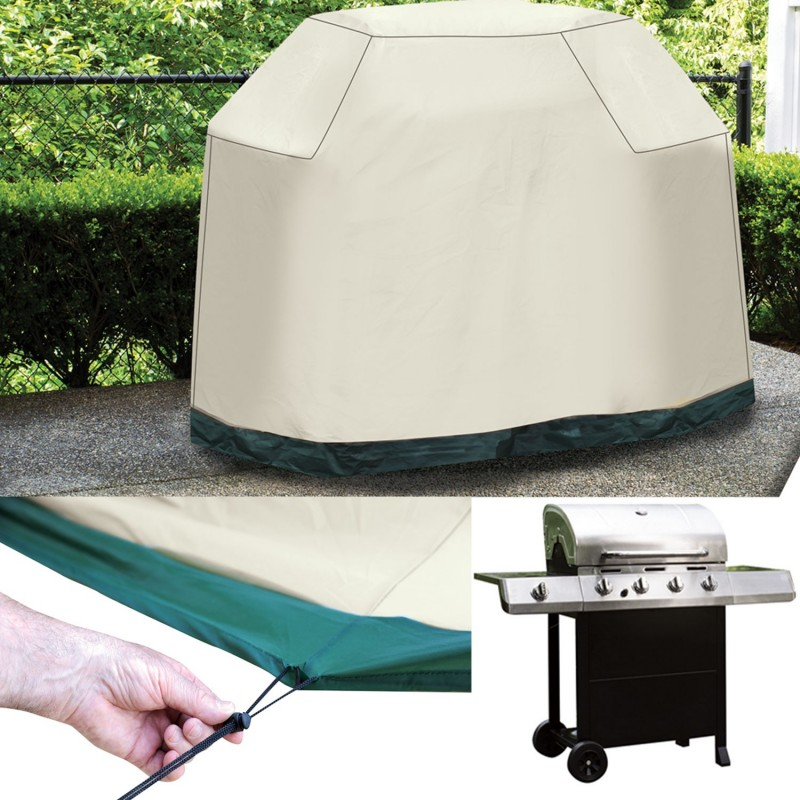 Housse de protection jardin sp ciale barbecue paravent et for Housse de barbecue