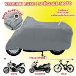Housse Moto Luxe