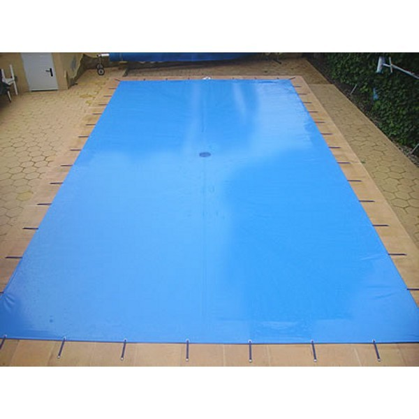 B che piscine 6x10m for Bache piscine