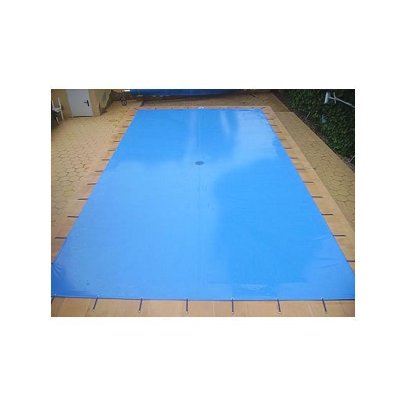 B che piscine 6x10m piscine et jeux for Bache piscine