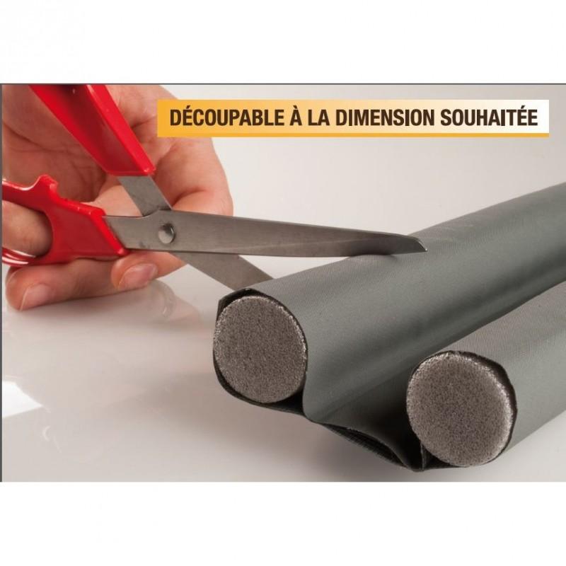 Set De Boudins Bourrelets Doubles Stop Froid Sélection Froid Et - Double boudin de porte
