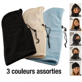 SET DE 3 CAGOULES CANADIENNES POLAIRES MODULABLES