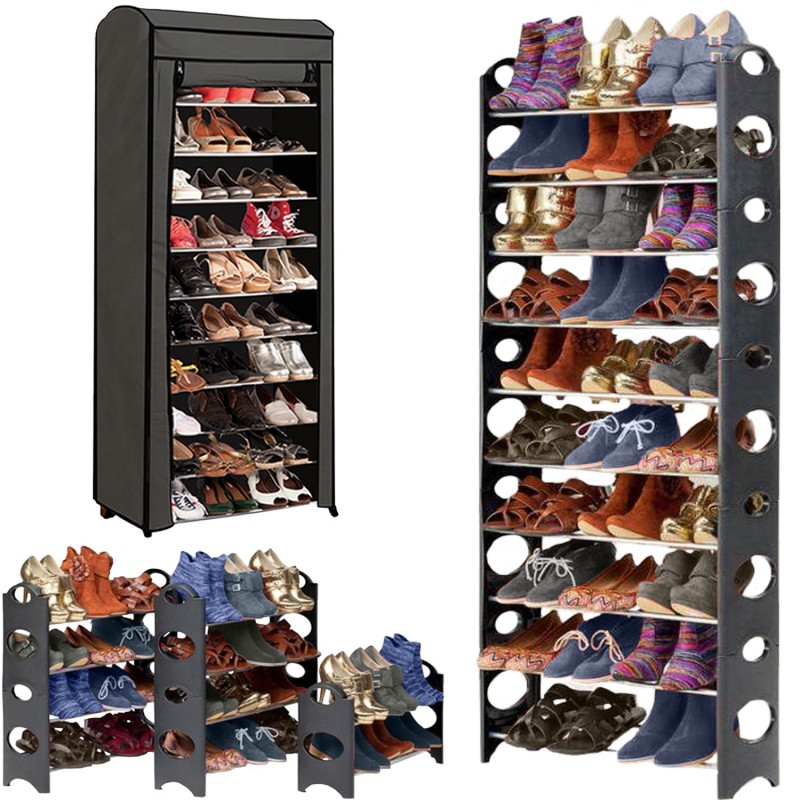 etag re range chaussures modulable 2 en 1 30 paires meubles et am. Black Bedroom Furniture Sets. Home Design Ideas