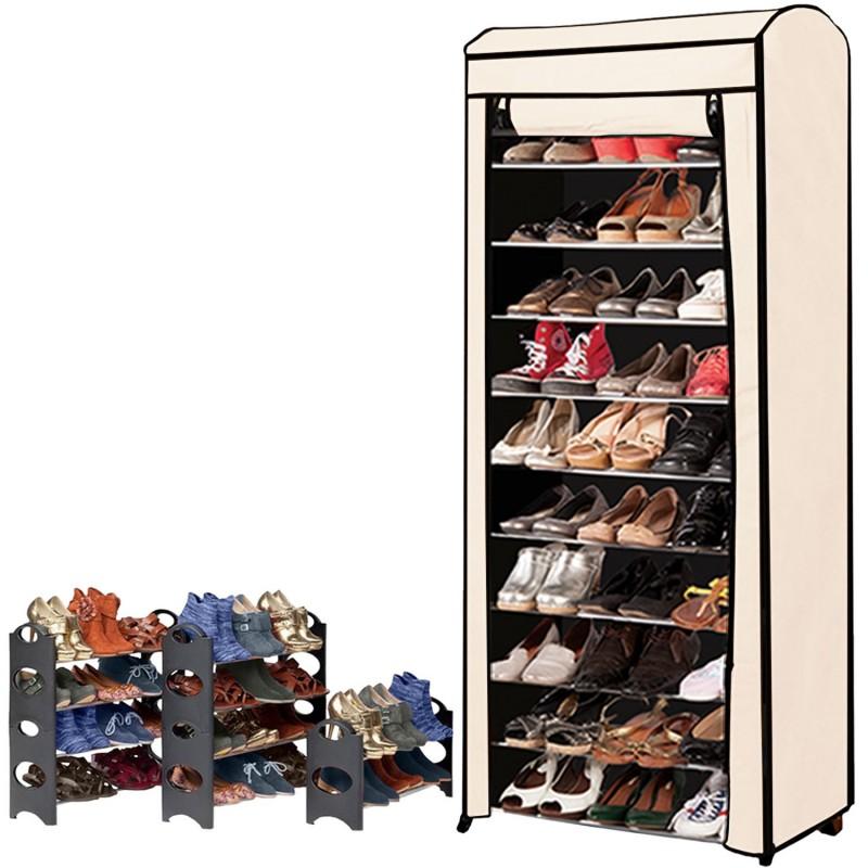 Housse pour chaussures maison design for Housse pour etagere