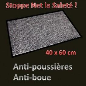 TAPIS ANTI POUSSIERE ANTI BOUE 40/60
