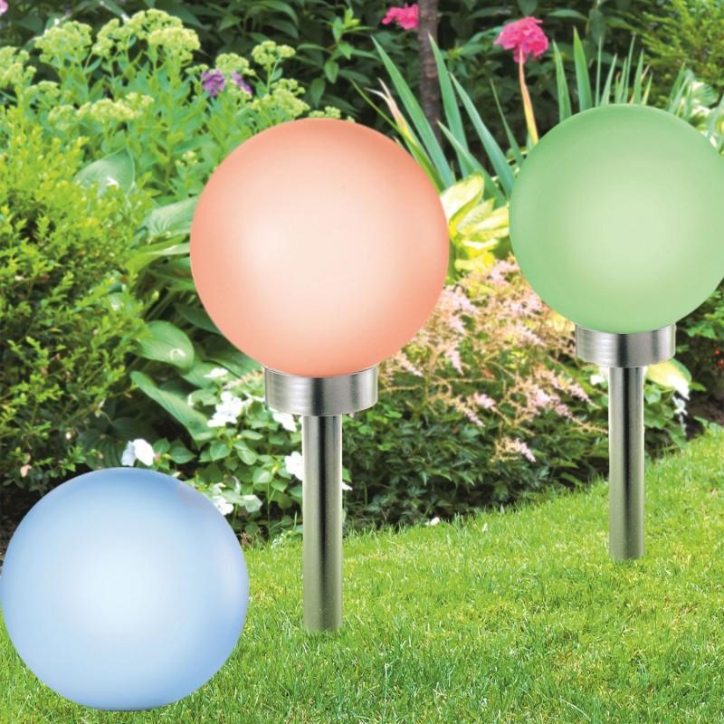 lampe boule exterieur cheap sompex globe extrieur. Black Bedroom Furniture Sets. Home Design Ideas