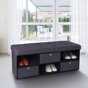 meuble wc tag re bois 3 portes blanc gain de place pour toilettes. Black Bedroom Furniture Sets. Home Design Ideas