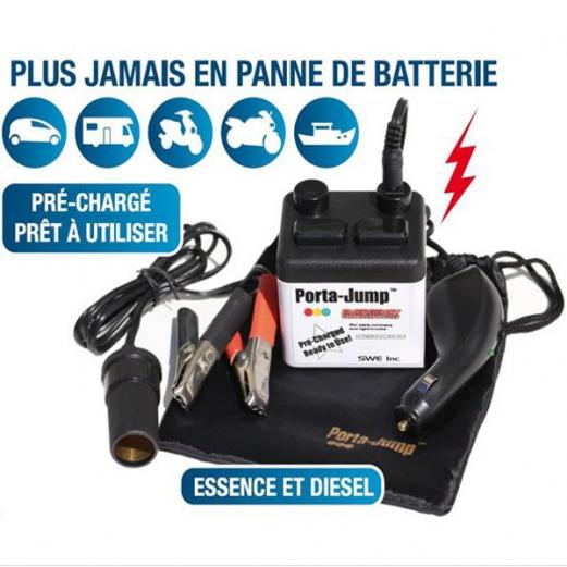 Démarreur de batterie, booster, porta jump