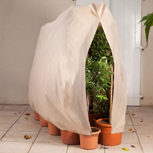 Housse d'hivernage pour plante et arbuste 120 x 180 cm