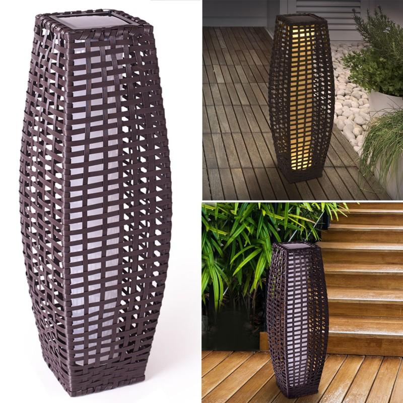 2 Lampes A Poser Solaires Pour Une Deco Zen Et Chaleureuse Pack