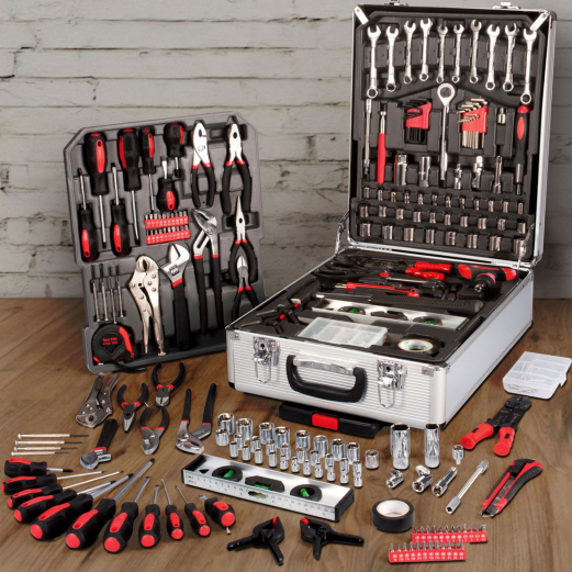 Malette valise outils 186 pcs