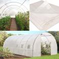 Bâche de rechange 180 gr/m² pour serre toutes saisons 18M² transparente
