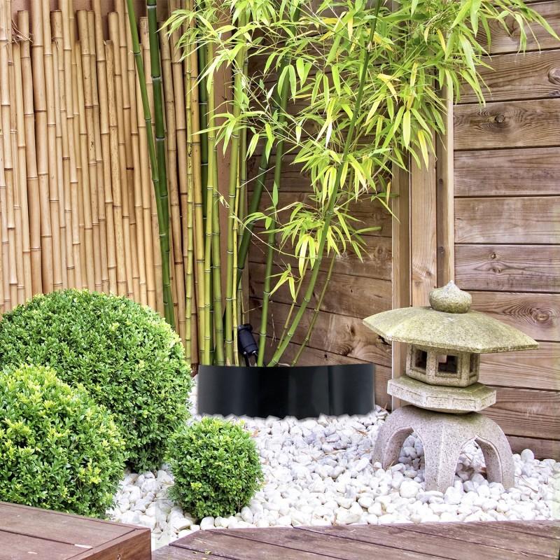 barri re anti racines bambou 5m 800gr anti rhizomes for age hiver. Black Bedroom Furniture Sets. Home Design Ideas