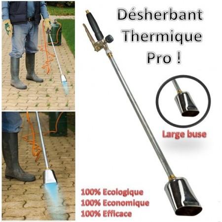 ... thermique désherbant mauvaises herbes écologique - ProBache.com
