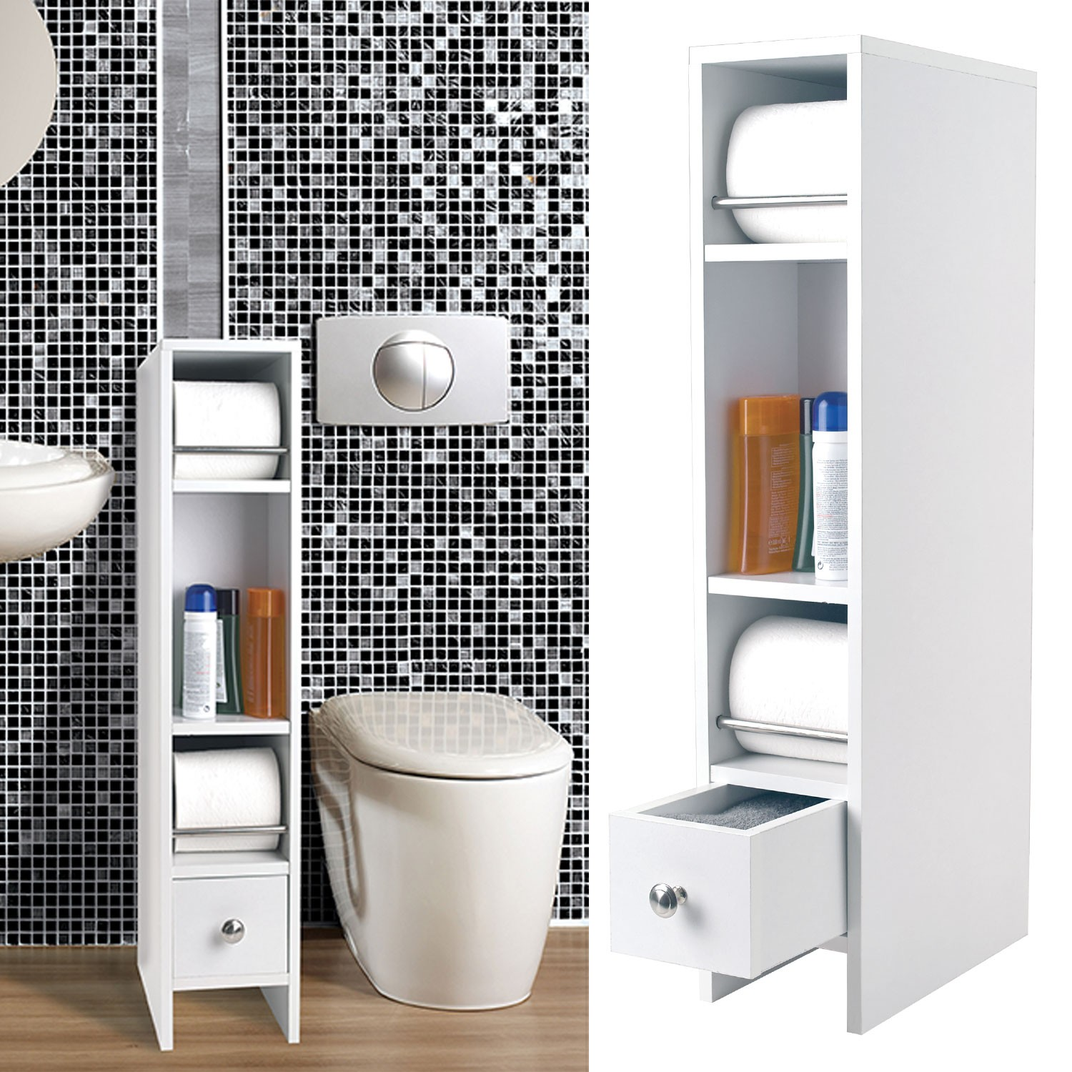 meuble rangement wc distributeur rouleaux meubles et am nagement. Black Bedroom Furniture Sets. Home Design Ideas